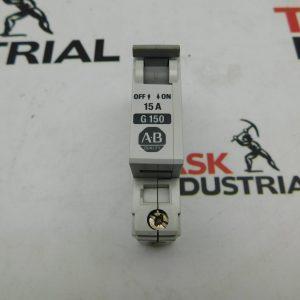 Allen Bradley 1492-CB1-G150 Miniature Circuit Breaker, Series B