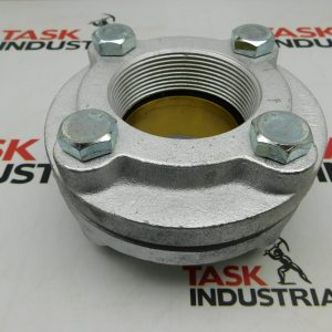 4 Bolt Flange Coupling