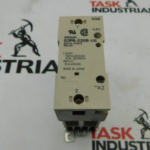 Omron Solid State Relay G3PA-220B-US 20A