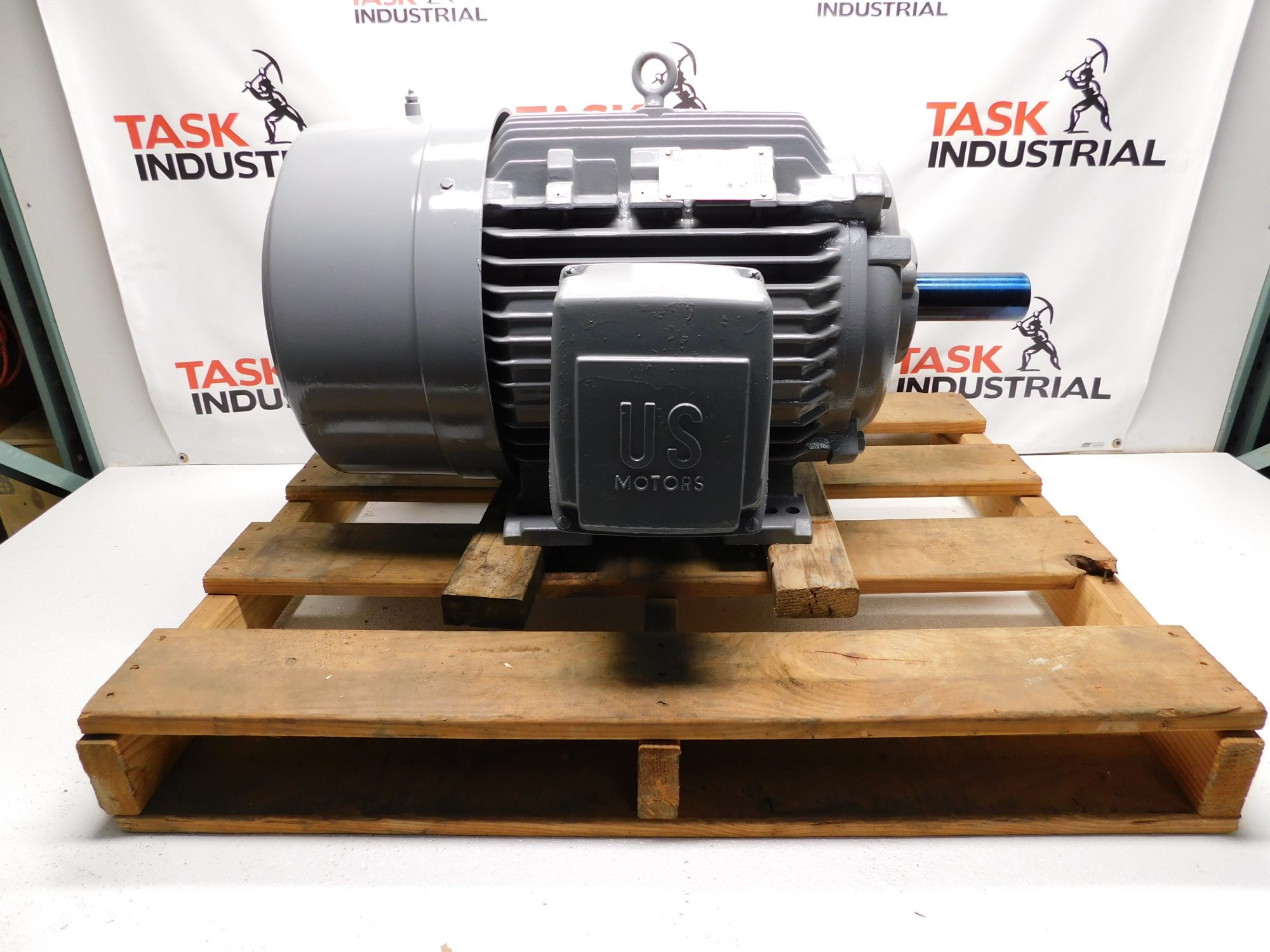 Siemens 60HP, 1775 RPM, 364T Frame Electric Motor