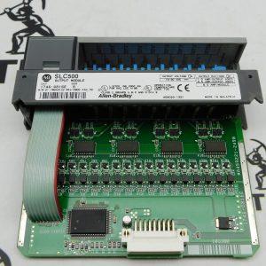 Allen-Bradley 1746-0B16E SLC 500 Series B Output Module
