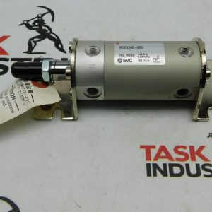 SMC NCGKLN40-0050 Pneumatic Air Cylinder 145 PSI