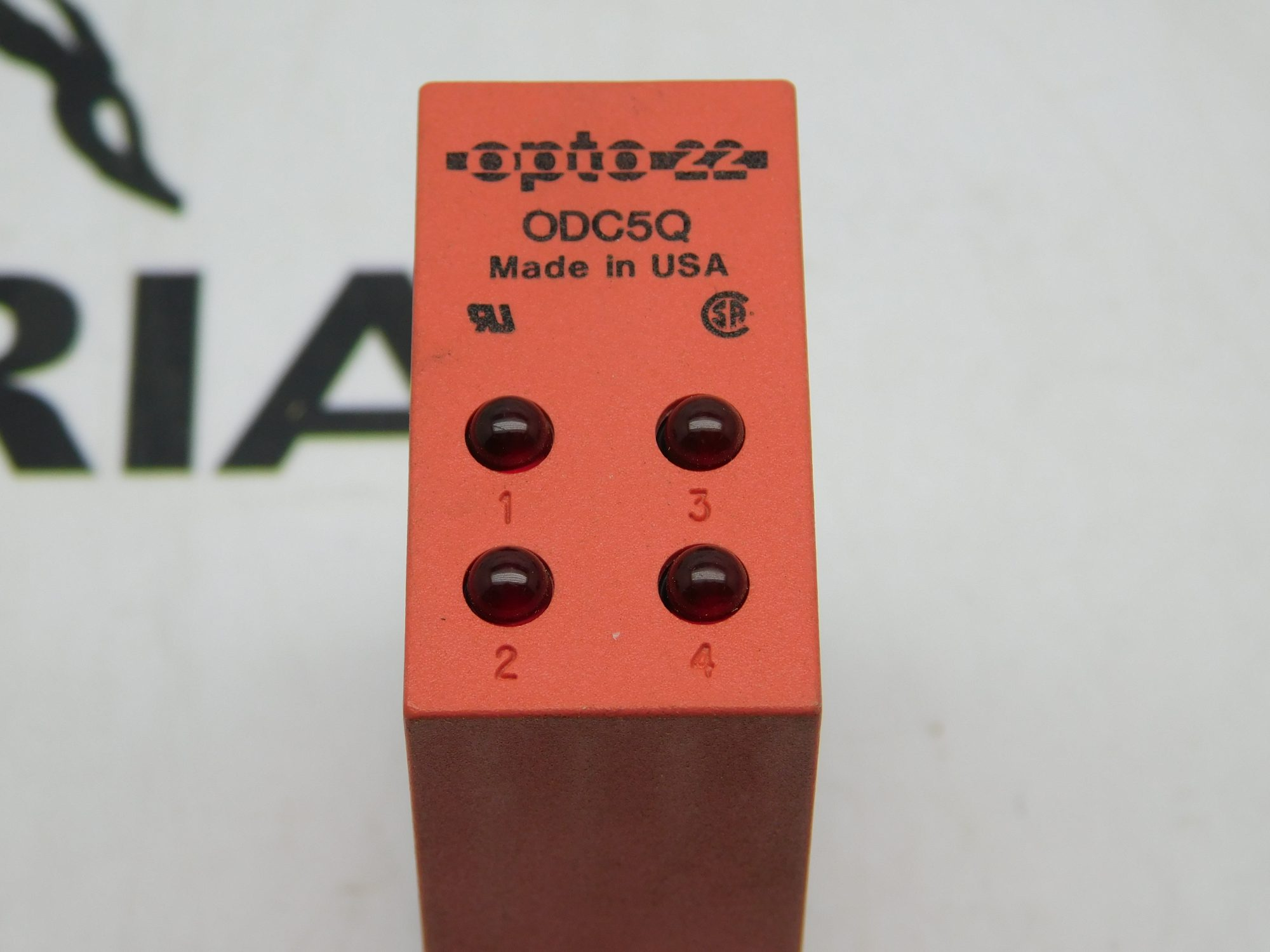 OPTO 22 OUTPUT Relay ODC5Q (Lot of 5)