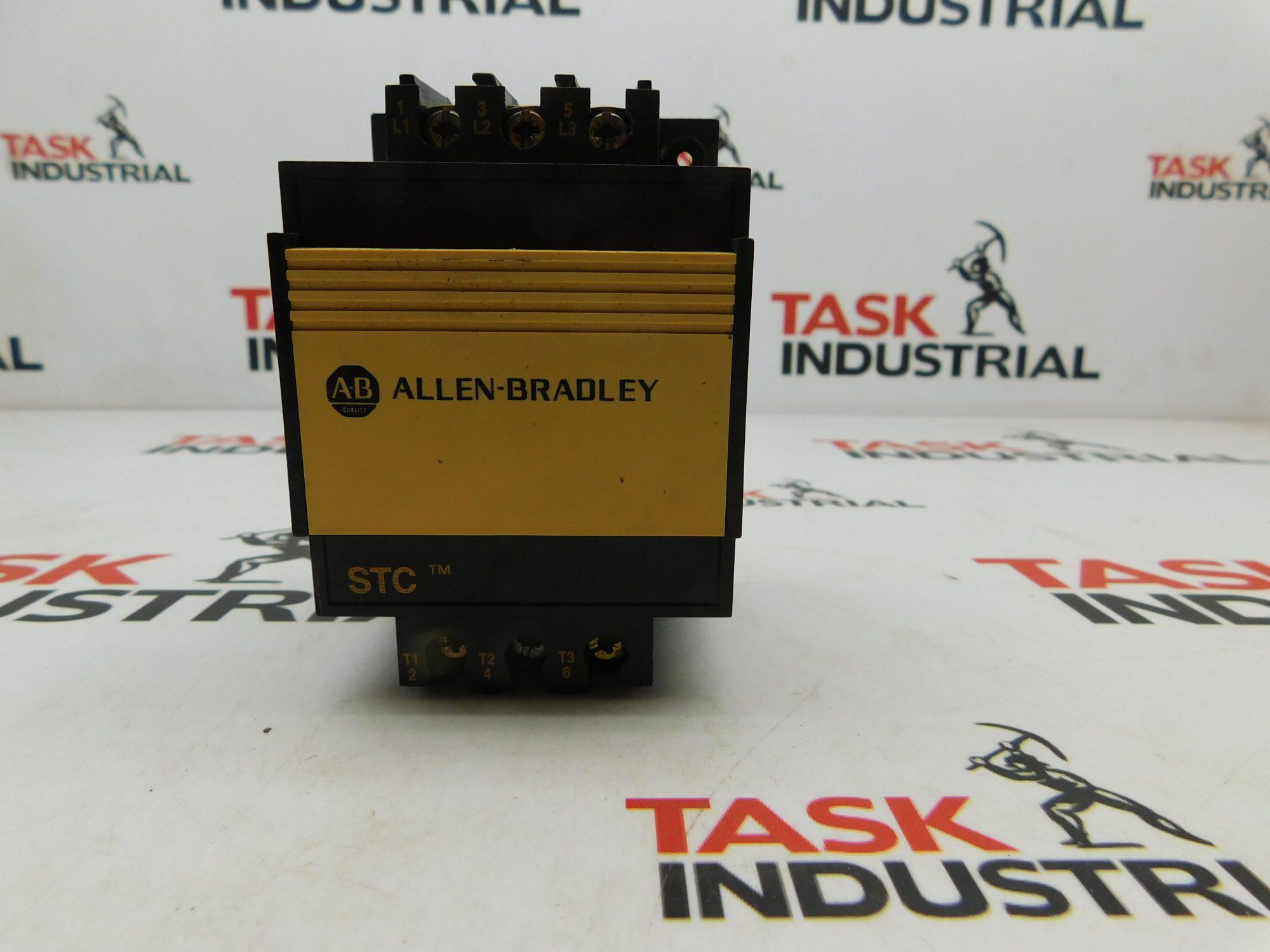 Allen-Bradley CAT No. 154-A11NB Series A 50/60 Hz 400VAC Motor Controller