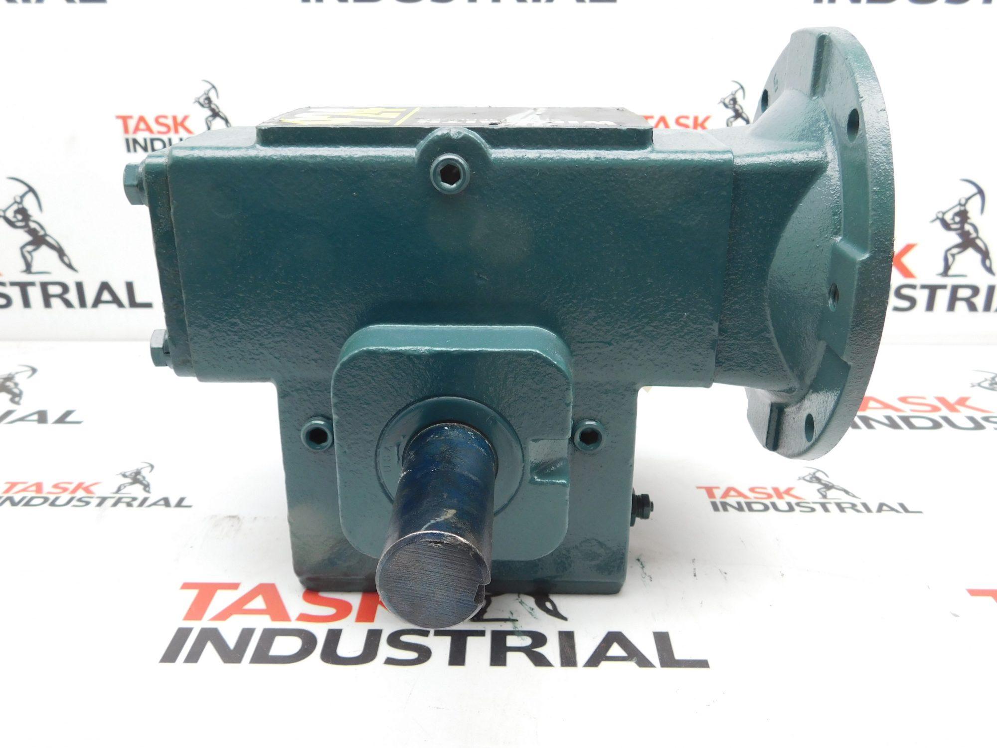 Winsmith 924MWT 1750RPM, Input HP 1.23 Ratio 30:1 Gear Reducer