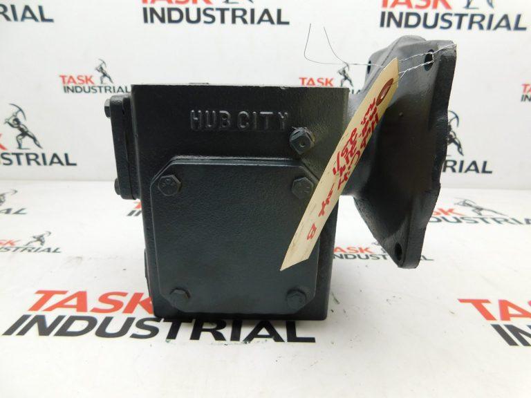 Hub City 0220-61241-214 Ratio 25:1 Gear Reducer