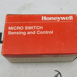 Honeywell 3PA1-0151 Micro Switch Sensing and Control