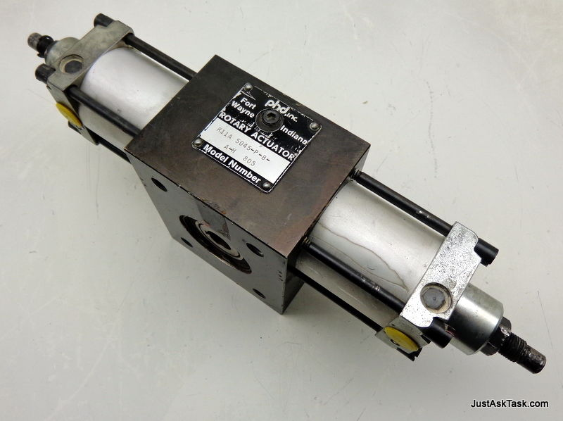 PHD Rotary Actuator R11A 5045-P-B-A-H 5/8 In. Bore