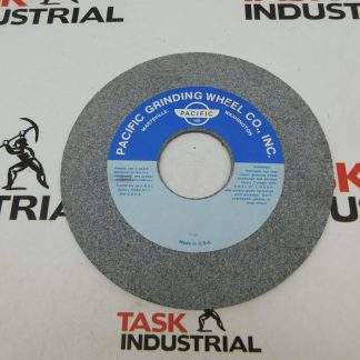 Pacific Grinding Wheel 43A46/60-K8-VL2 VIT Max 2760 RPM, 225MM X 5MM X 60MM