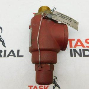 """Teledyne Farris Engineering 1855 1"""" Pressure Relief Valve"""