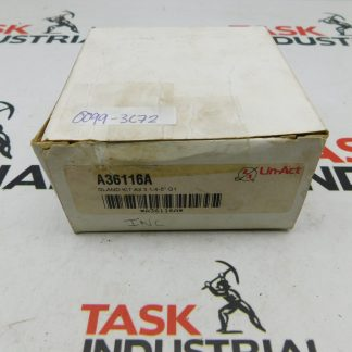 """Lin-Act A36116A 1"""" A3 Gland Kit; 3.25-5 BO"""