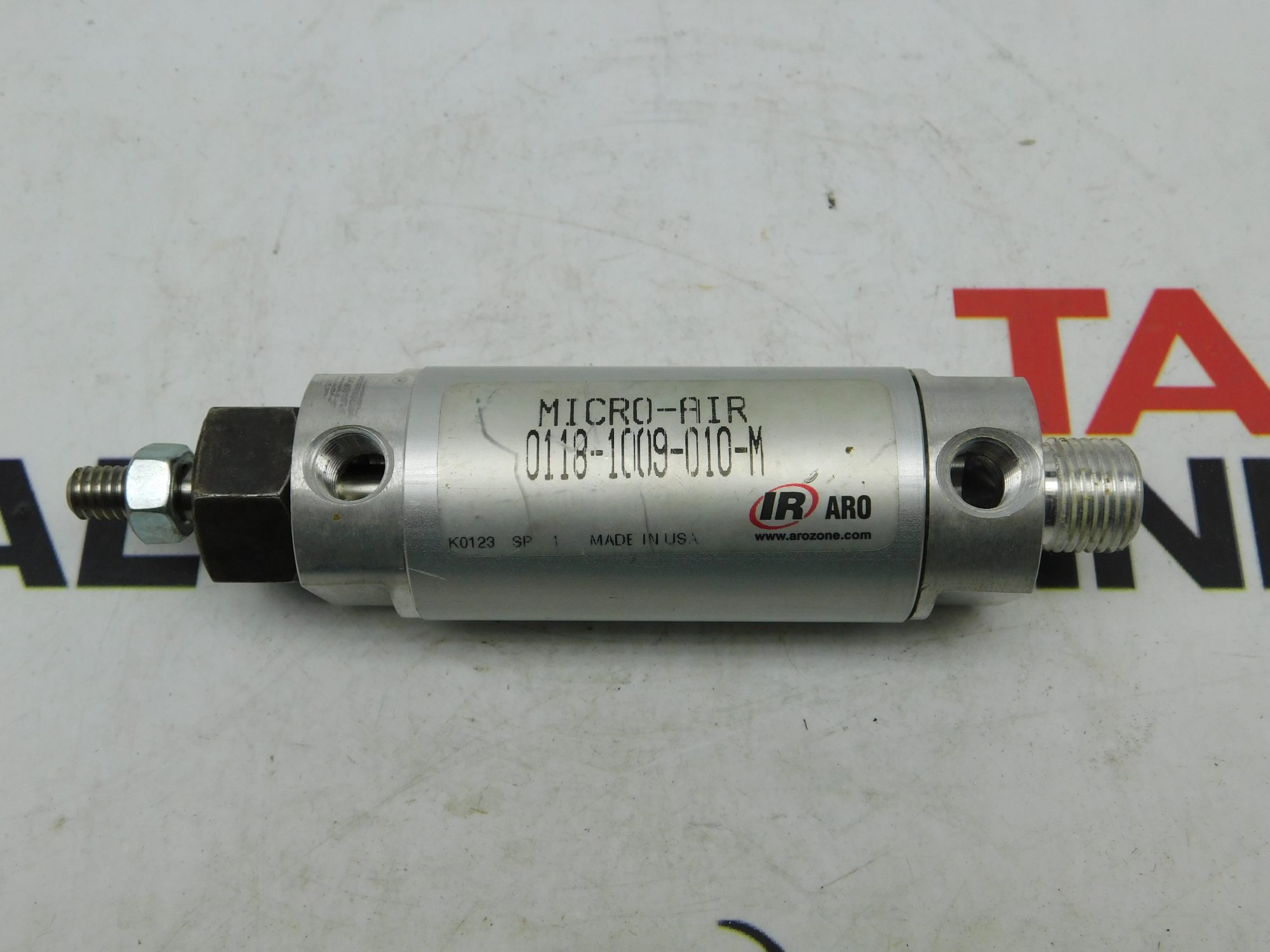 ARO 0118-1009-010-M Pneumatic Air Cylinder