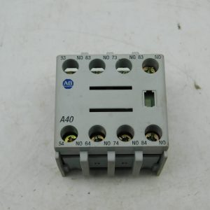 Allen-Bradley 100-F Auxiliary Contact 690V 10A