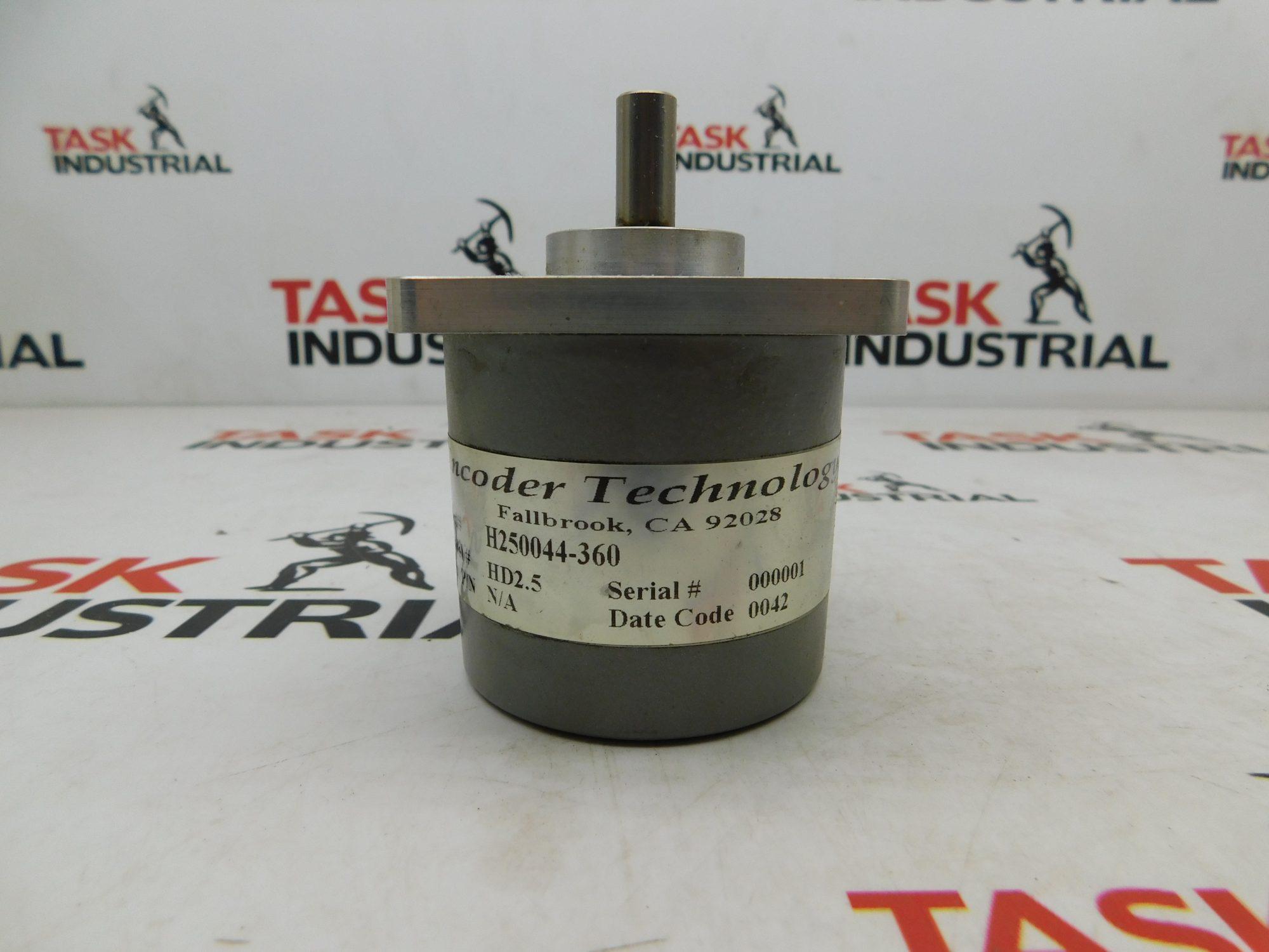 Encoder Technology P/N H250044-360