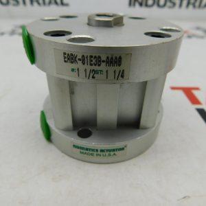 Numatics Actuator EABK-01E3B-AAA0 B Series Cylinder
