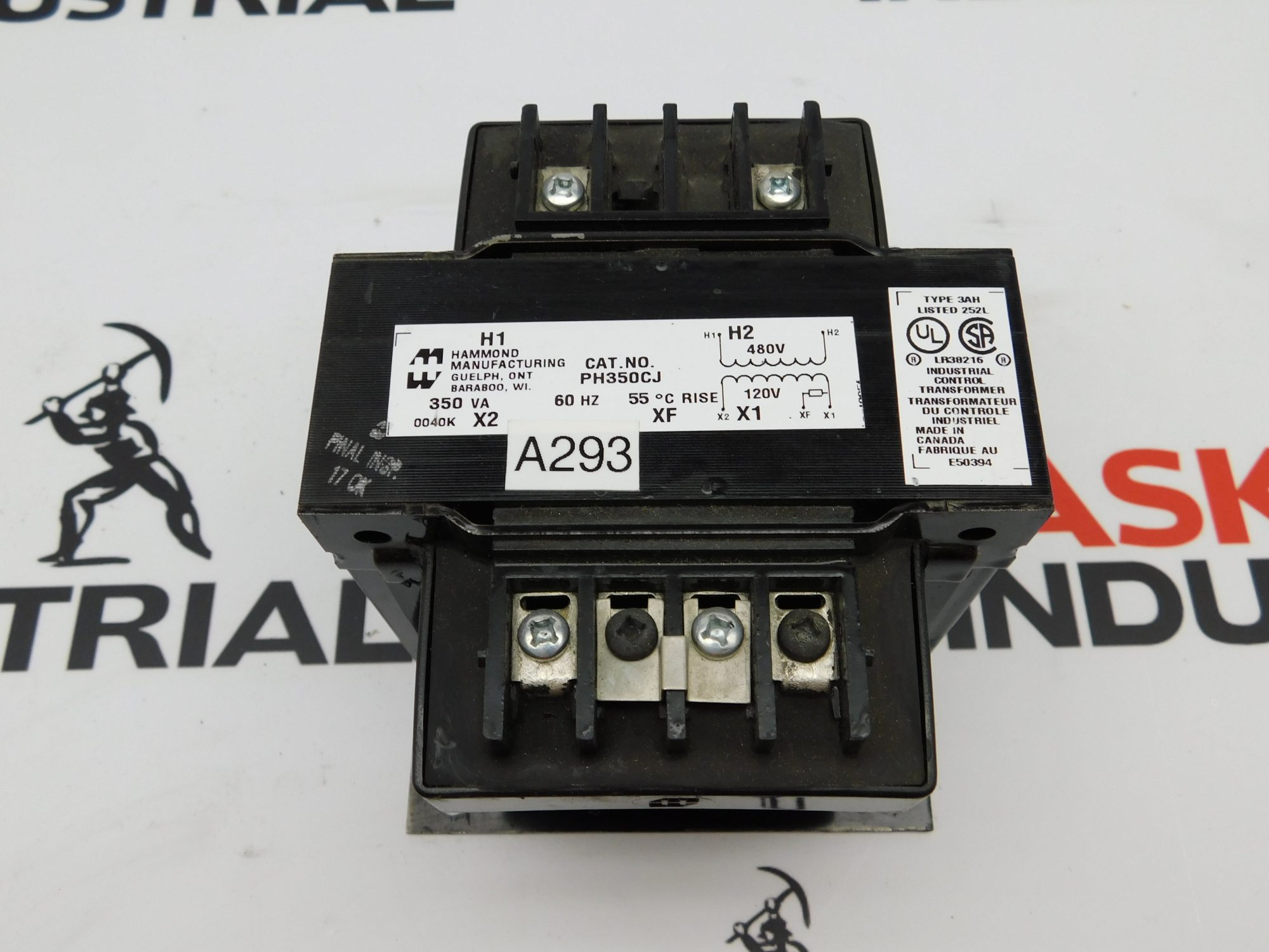 Hammond PH350CJ Transformer 350VA 60HZ