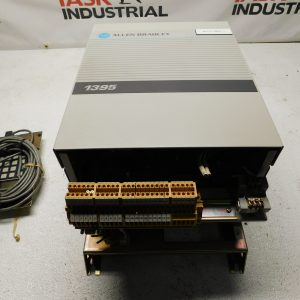 Allen-Bradley 1395 DC Controller CAT No. 1395-B69-C1-P10-P50-X1