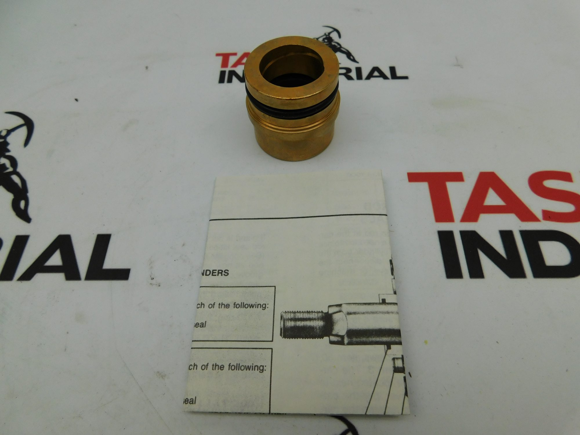 "Atlas Cylinders 5A10R000S A83 1"" Cartridge Kit"