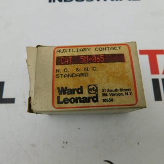 Ward Leonard Auxiliary Contact 5M-065