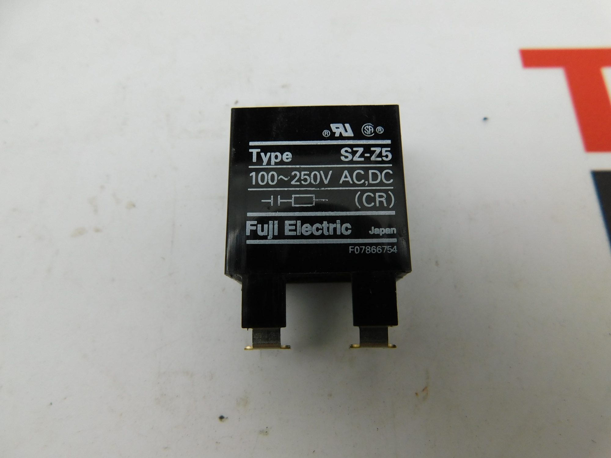 Fuji Electric SZ-Z5 Relay Coil