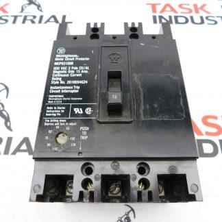 WESTINGHOUSE E3050 3 POLE 50A 240VAC 125//250VDC CIRCUIT BREAKER