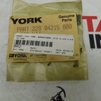 York 229-04215-800 Desc Kit