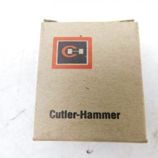 Cutler-Hammer 10250T2 Contact Block Series D2