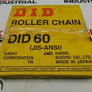 D.I.D Roller Chain DID60 10ft 160 Links