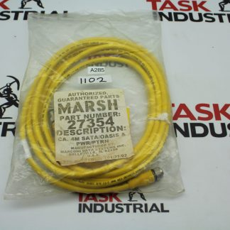 Marsh 27354 Data Cable HR Oasis 4M Male To Female 4-Pin