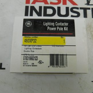 GE 460XP32 Lighting Contactor Double Pole
