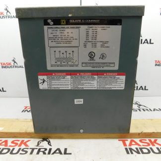 Square D CAT No. 7S1405F Single Phase LVGP Transformer