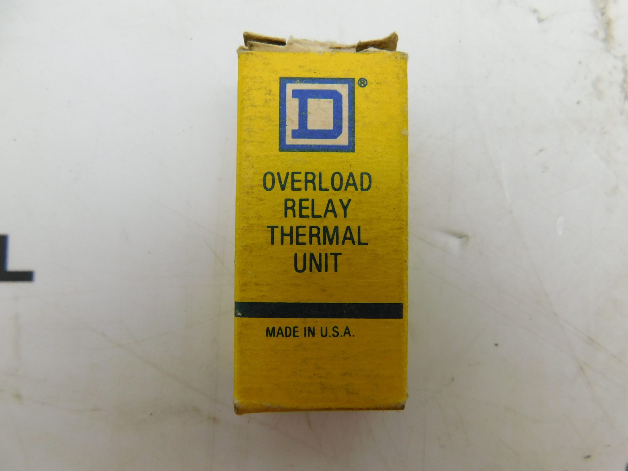Square D Overload Thermal Unit A530