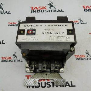 Cutler-Hammer A10EN0, nema Size 3 Series A1 Starter 90 AMP