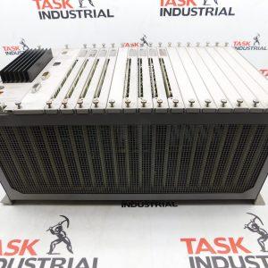 Siemens Simatic TI 505, 505-6660 Power Supply, 4 I/O Cards