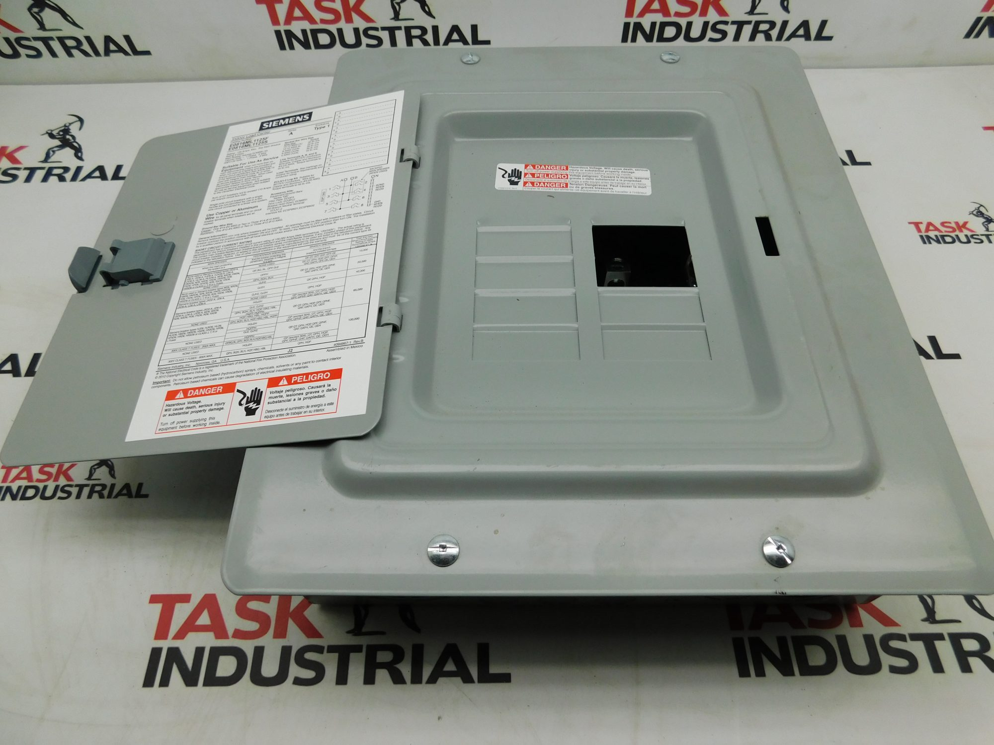 Siemens I-T-E Indoor Load Center E0816ML1125S/F Type 1 Series A