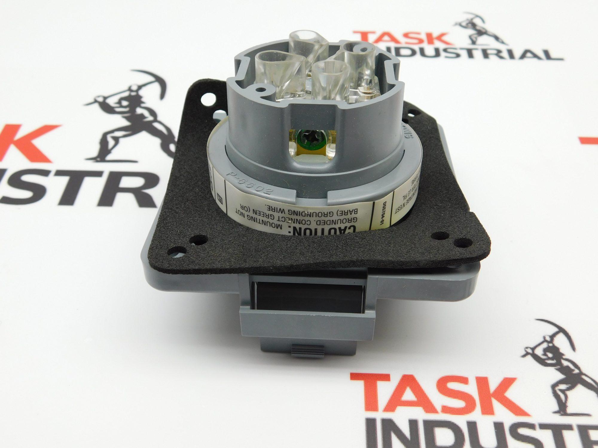Hubbell HBL2430SW Twist-Lock Receptacle