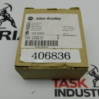 Allen-Bradley CAT No. 100-C09D10
