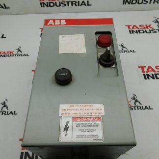 ABB K11-2E2J 60Hz Enclosure