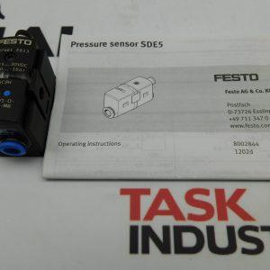 Festo 527461 E813 Pressure Switch
