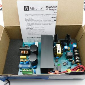 Altronix AL400ULXB Power Supply/Charger Board 12VDC@4A or 24VDC@3A