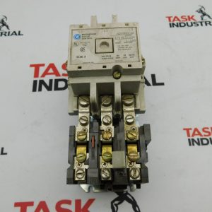 Westinghouse CAT No. A200M2CAC Model J Size 2, 3 Phase Motor Control Starter