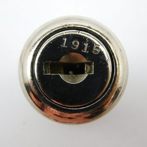 1915 Cylinder Lock