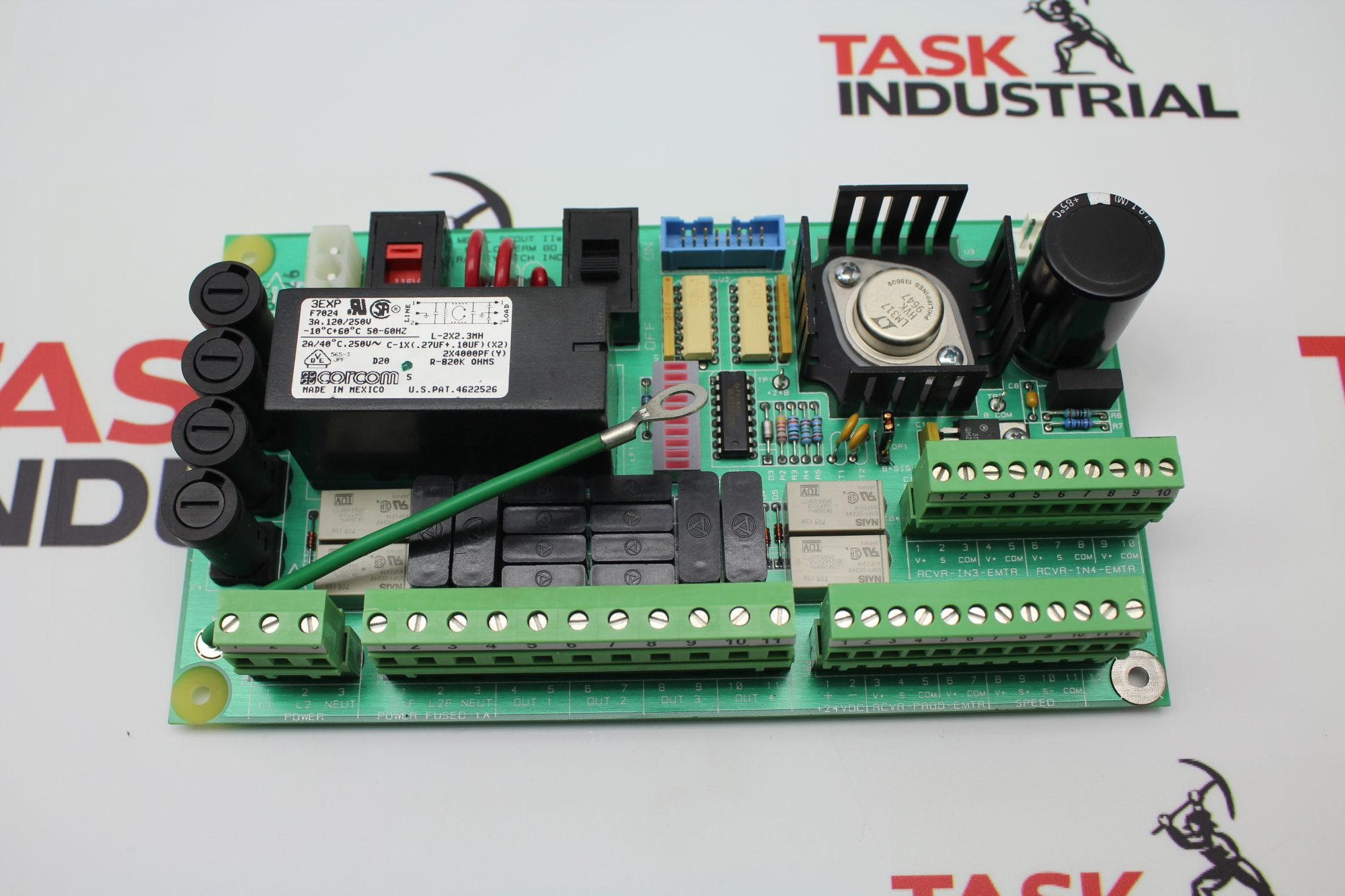 Ramsey Technology D07282K-E011 Field Terminal Board D07282KE011