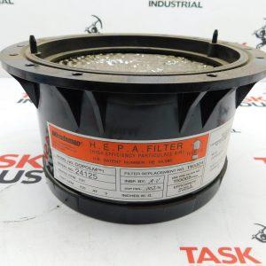 Minuteman H.E.P.A. Filter COPOLM High Efficiency Particulate Air