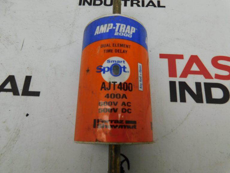 Ferraz Shawmut AMP-TRAP 2000 AJT400 400A 600VAC 500VDC