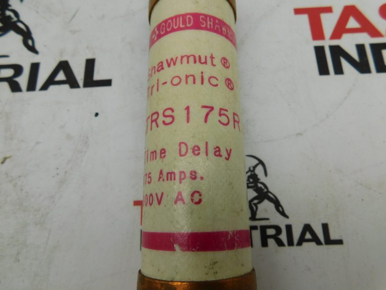 Gould Shawmut TRS 175R 175A 600V Time Delay Fuse