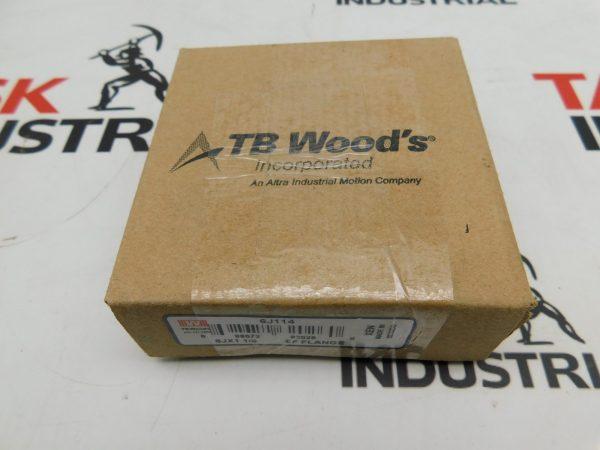 TB Wood's 6J114 6JX1 1/4 SF Flange