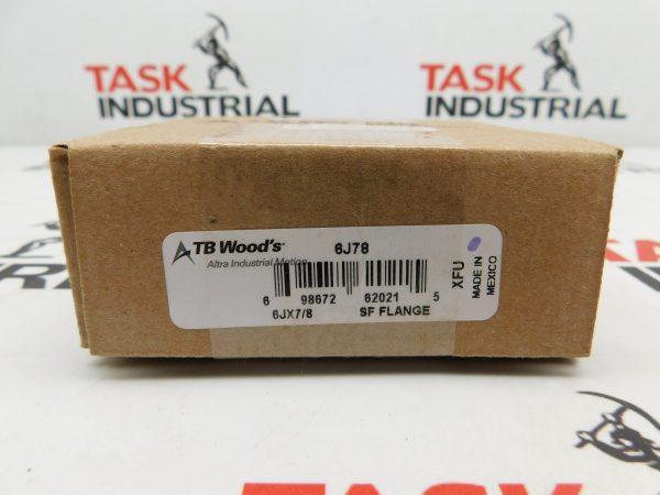 TB Wood's 6J78 6JX7/8 SF Flange