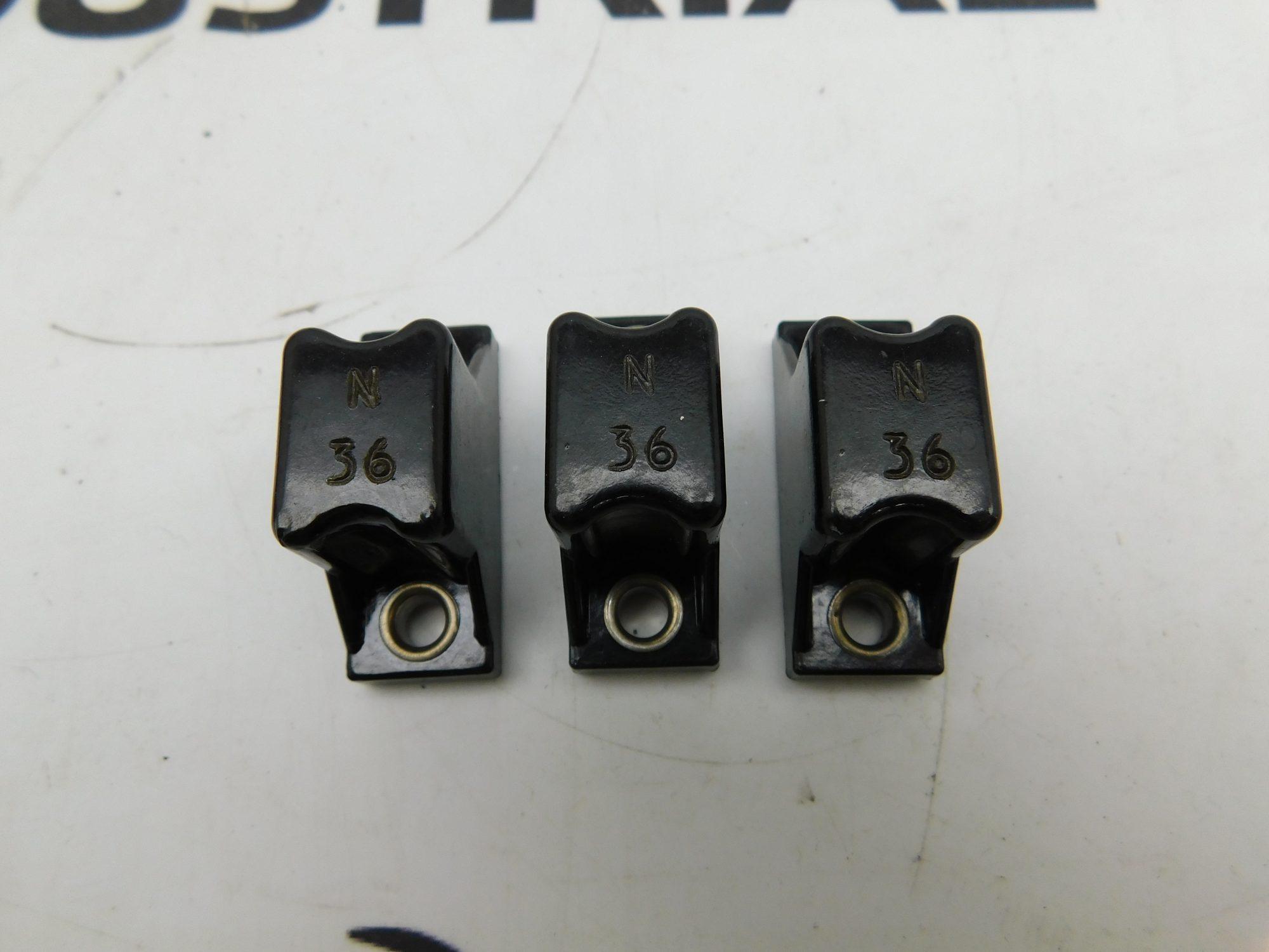 Allen-Bradley N36 Heater Element Lot Of 3