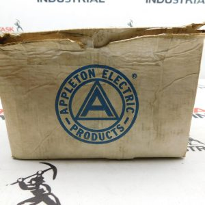 Appleton Mall Irons ER Cond Out Box ERLL75 Lot of 4